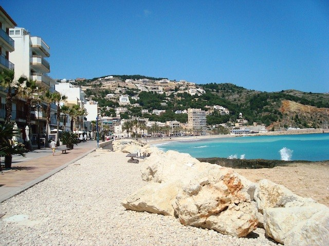 Javea Port Area