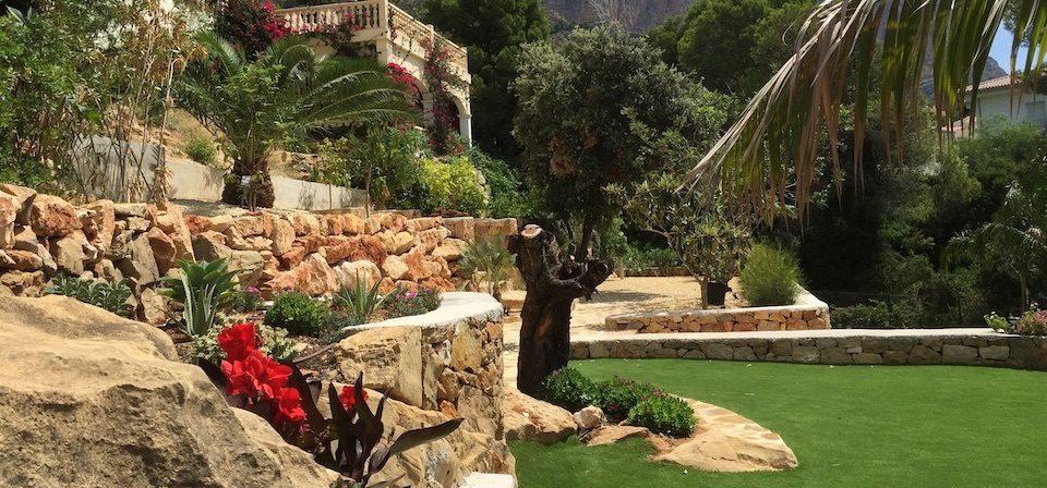 garden lower